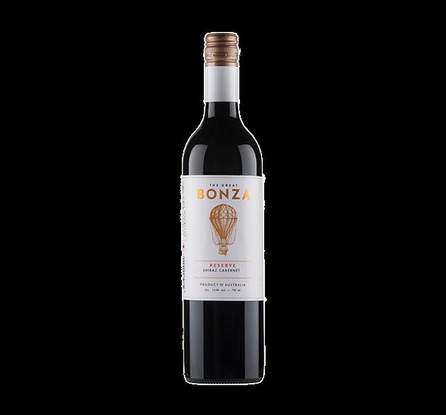 THE GREAT BONZA RESERVE - Shiraz, Cabernet Sauvignon - Australia