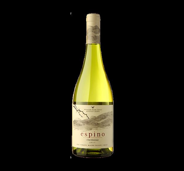 """WILLIAM FEVRE """"Espino"""" - Chardonnay - Maipo Valley, Chile"""