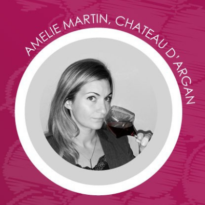 Celebrate Women In Wine | Amélie Martin From Château d'Argan