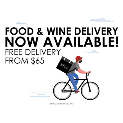 Online Food Delivery Now Available!